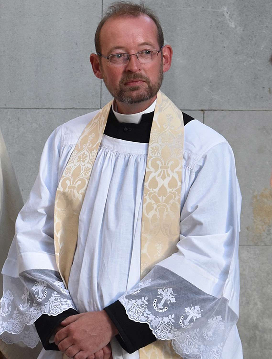 Fr Andrew, St Annes Church